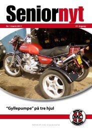 1. maj 2011 - Senior MC Danmark