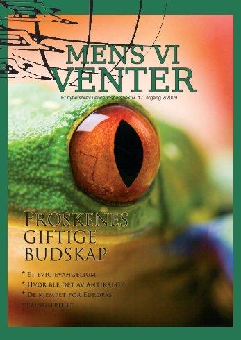 MVV 55 i PDF - FORMAT - Mens Vi Venter
