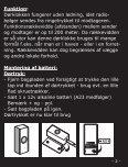 Trådløs dørklokke i elegant aluminium Model 32320 - L-Team - Page 2