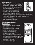 Trådløs dørklokke i elegant aluminium Model 32320 - L-Team - Page 3