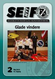 Glade vindere - SEIF - Strandby-Elling Idrætsforening