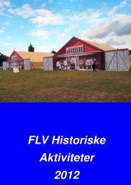 Årsskrift 2012 - Flyvevåbnets Historiske Samling