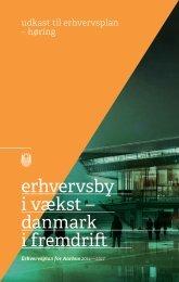 Udkast til Erhvervsplan 2014-2017 - Aarhus.dk