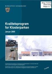 Kvalitetsprogram EFTERREV270105.pmd - Ringsted Kommune