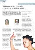 Mødet med etniske minoriteter Ernæringsmæssige udfordringer Vi ... - Page 5