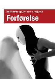 Forførelse - FFD.dk
