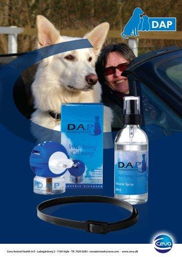 Besøg vores hjemmeside www.ceva.dk - Hundens Paradis