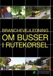Busser i rutekørsel - BAR transport og engros