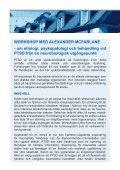 Workshop om PTSD och neurobiologi - Kris - Page 2