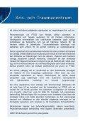 Workshop om PTSD och neurobiologi - Kris - Page 3