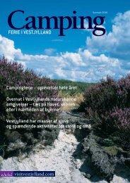 FERIE I VESTJYLLAND Camping - Visitvestjylland