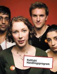 Politiskt Handlingsprogram - Nyheter