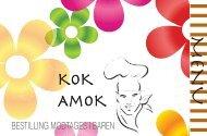 Vores Cafe tilbyder - Kok Amok