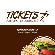 SNACKCARD - onlinePDF