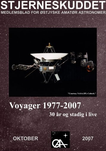 Stjerneskuddet Oktober skærm - Østjyske Amatør Astronomer