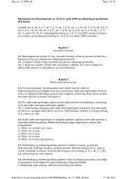 Hjemmestyrets bekendtgørelse nr. 12 af 23. april 2008 ... - Nanuaraq