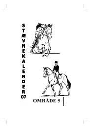 OMRÅDE 5 - Nibe Rideklub