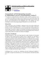 Download File - Kirkelig Samling om Bibel og Bekendelse