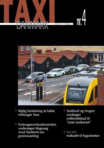 Alt har interesse - TaxiDanmark