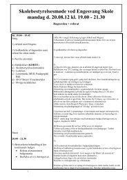 2012-08-20 Referat - Engesvang Skole