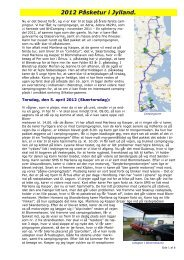 Påske i Jylland 2012 - Campisternes Rejseportal