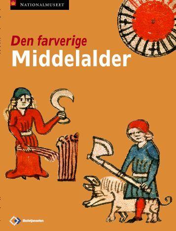 Den farverige Middelalder - Skoletjenesten