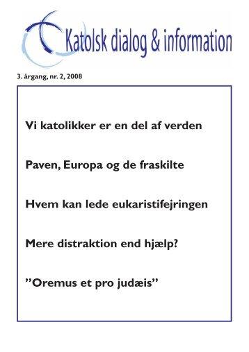 2/2008 - Katolsk dialog & information