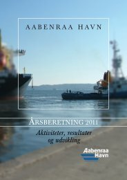 Side 8+1 - Aabenraa Havn