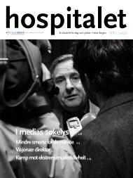 Hospitalet 2007 Nr 1.pdf - Helse Bergen