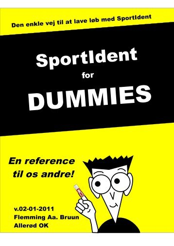SportIdent for Dummies