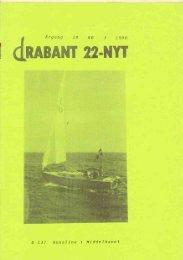 D 737 Rosalina i Fliddefhavet - Drabant 22