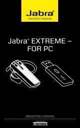 Jabra Extreme Manual