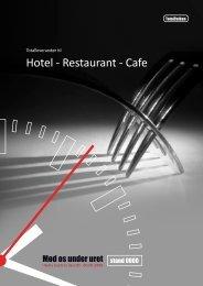 Hotel - Restaurant - Cafe - NetKlar