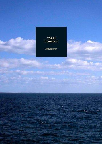 Årsrapport 2009 pdf - Torm Fonden