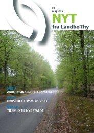 Maj 2013 - LandboThy