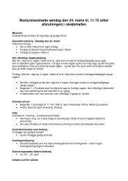 Referat fra bestyrelsesmøde 2013-03-24
