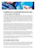 UNGDOMSUDDANNELSE OG ELITESPORT 2011/2012 - Page 6