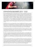 UNGDOMSUDDANNELSE OG ELITESPORT 2011/2012 - Page 7