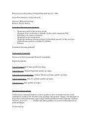 Referat af generalforsamling i Nordjysk Klatreklub den 2/3 – 2004 ...