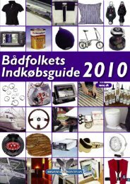 Bådfolkets Indkøbsguide 2010
