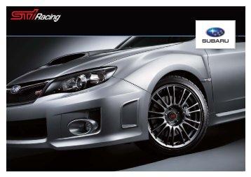 STI Racing - Subaru