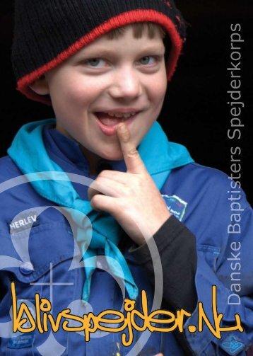 Hent folderen som PDF-fil - Danske Baptisters Spejderkorps