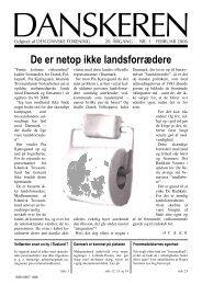 DANSKEREN nr. 1 - 2006.pub - Den Danske Forening