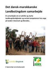 målsætninger her - Danmarks Landboungdom