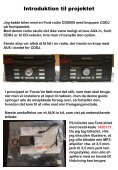 HOW-TO Installation af AUX-in i Ford Focus 2005- - Page 2