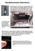 HOW-TO Installation af AUX-in i Ford Focus 2005- - Page 4