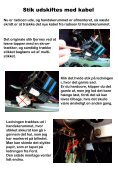 HOW-TO Installation af AUX-in i Ford Focus 2005- - Page 7