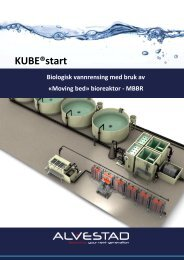 KUBE®start CompHatch® and KUBE® - Alvestad Marin AS