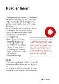 Lean - råd til tillidsvalgte, der skal arbejde med lean - FOA - Page 3