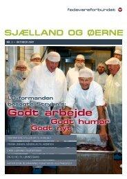 Godt arbejde - Fødevareforbundet Sjælland og Øerne - Nnf